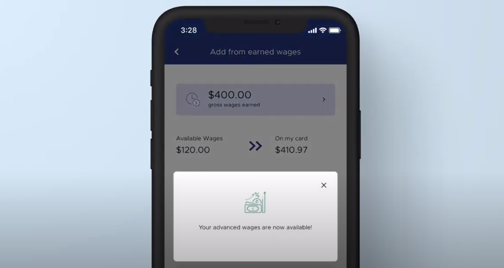 Pay on Demand