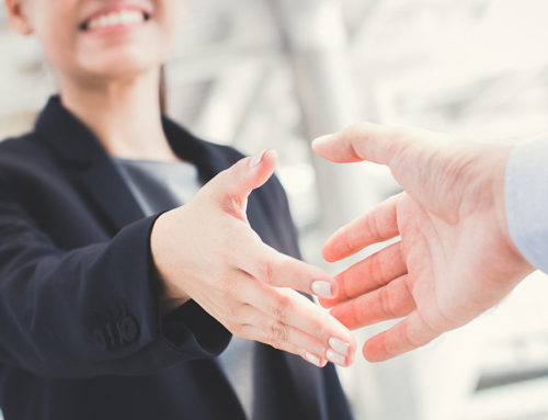 Will The Handshake Ever Make A Comeback