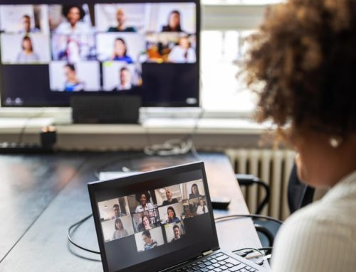 Treat a Virtual Conference the same as a Live Conference